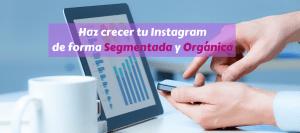 Haz crecer tu instagram