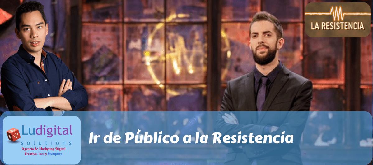 Ir de público a la Resistencia (4)